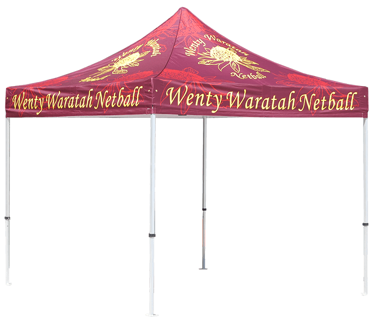 Wenty Club Marquee With Printing