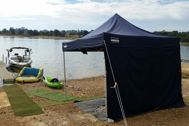 3x3m Marquee - Boating
