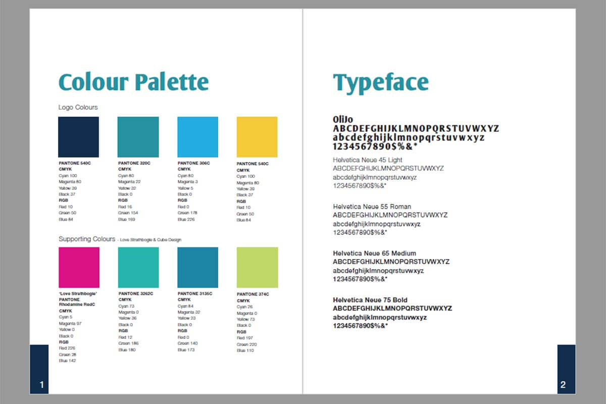 Style Guide Example