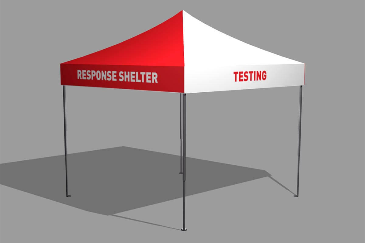 3x3m Medical Tent