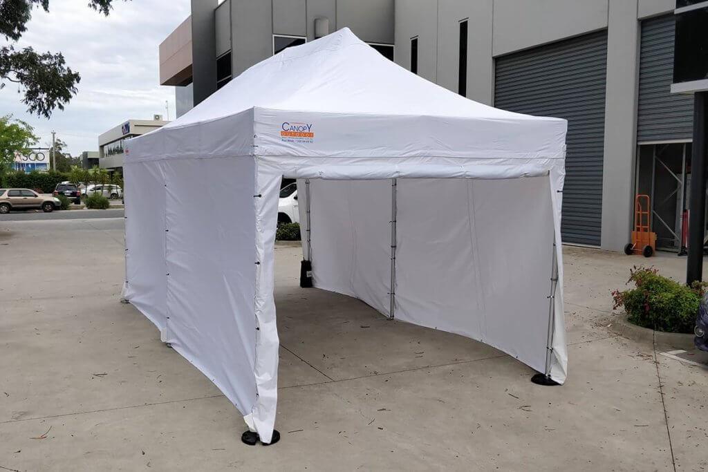 Medical Response Tent
