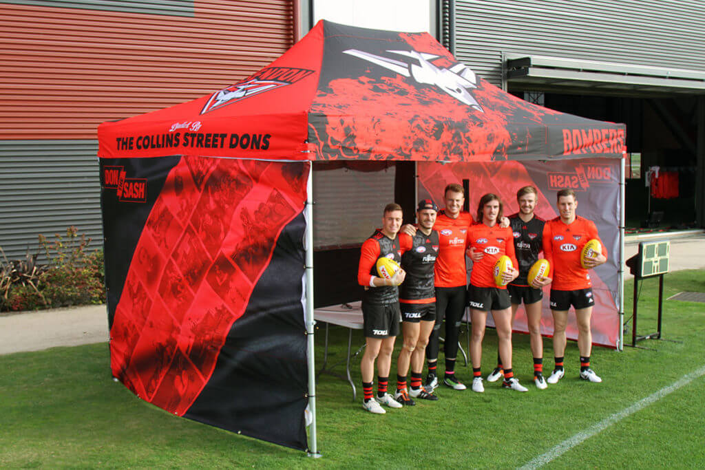 Essendon FC Printed Marquee