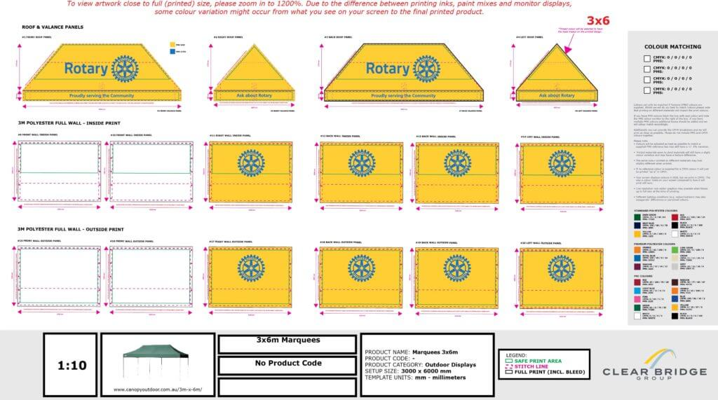Rotary Artwork Mock Up