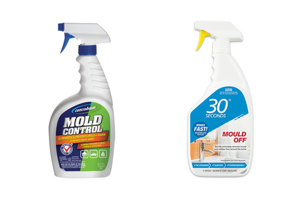 Mould remover products
