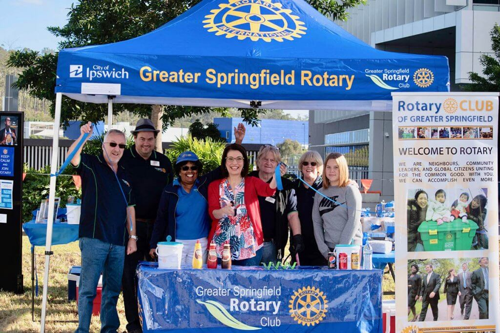Rotary Club Marquee