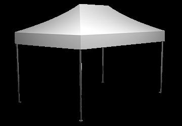 3x4.5m Plain Marquee
