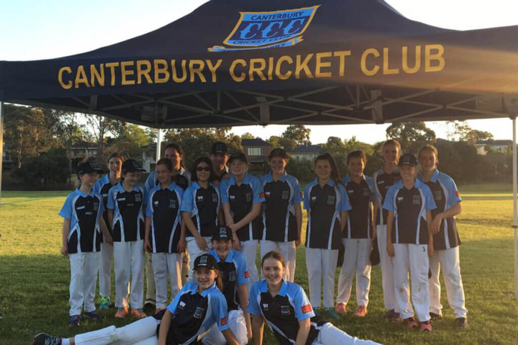 Gallery - Cricket Club Marquee