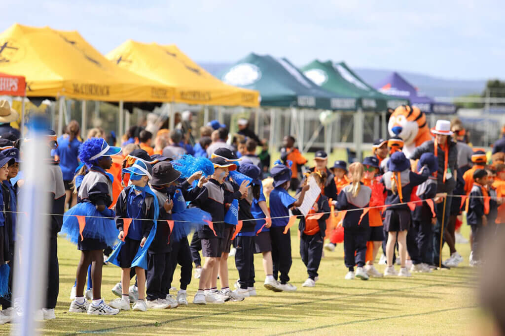 Gallery - Sports Event Marquee