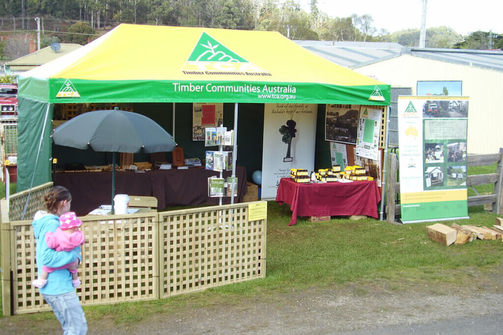 Gallery - Trade Show Marquee