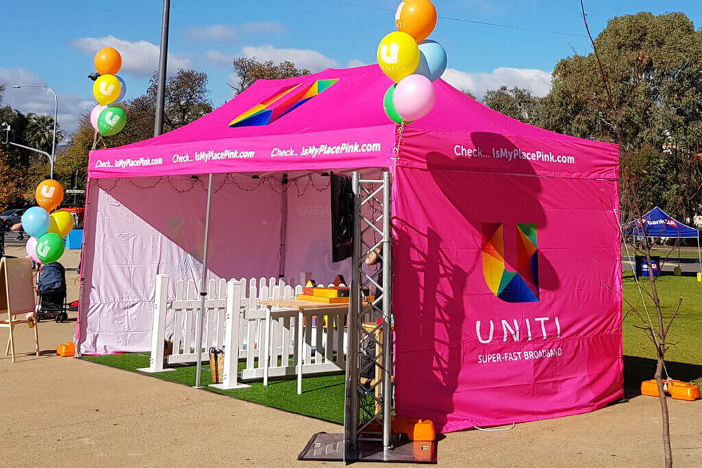 Gallery - Event Marquee