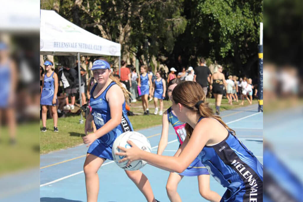 Gallery - Netball Club Marquee