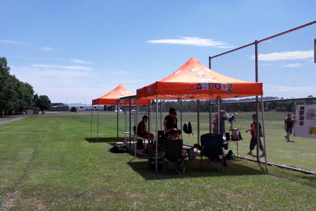 Gallery - Sporting Event Marquee