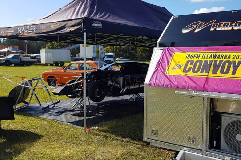Gallery - Pit Tent
