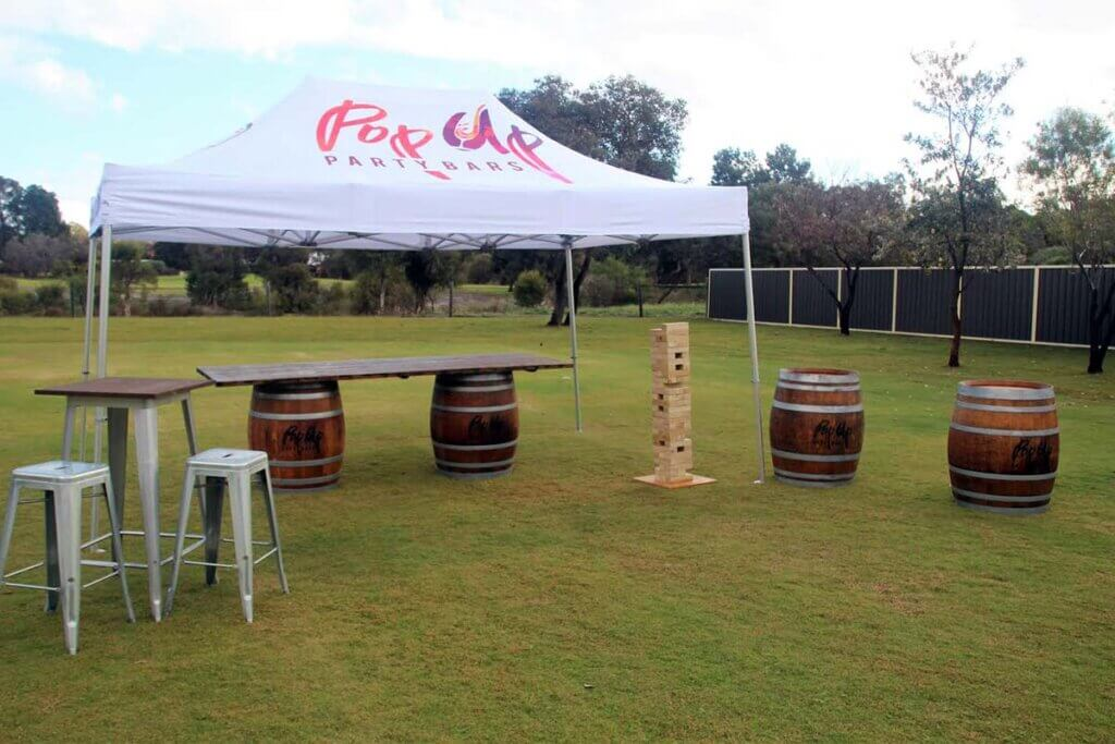 Heavy Duty Catering Marquee