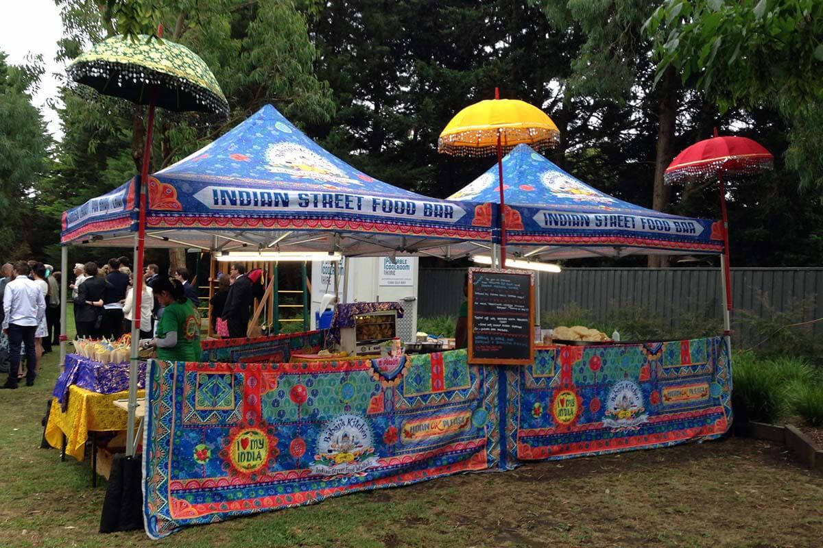 Gallery - Catering Marquees