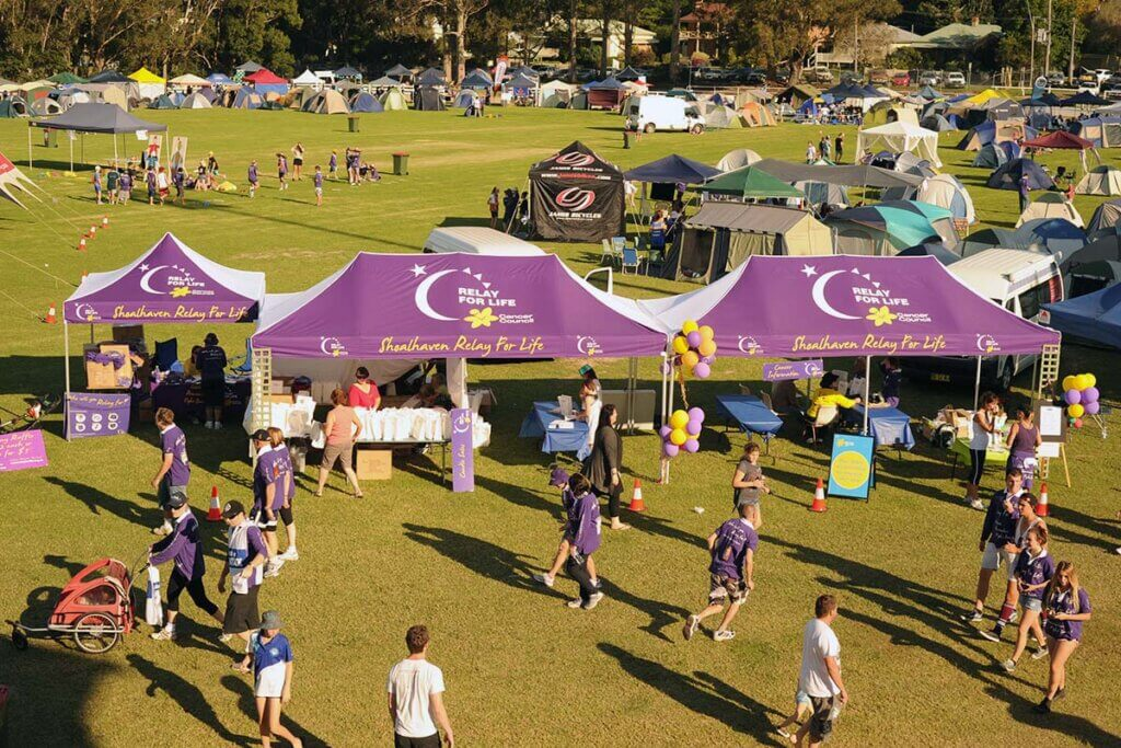 Gallery - Fundraising Marquees
