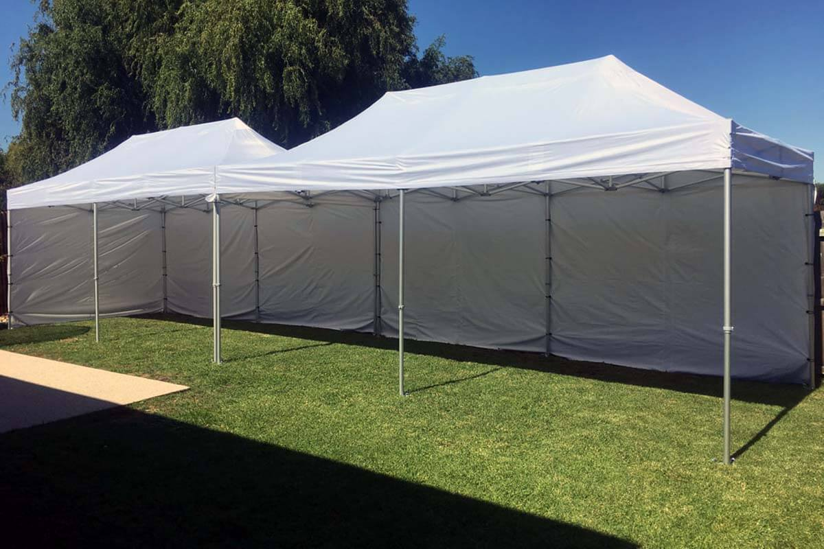 Two Marquees Are Better Than One