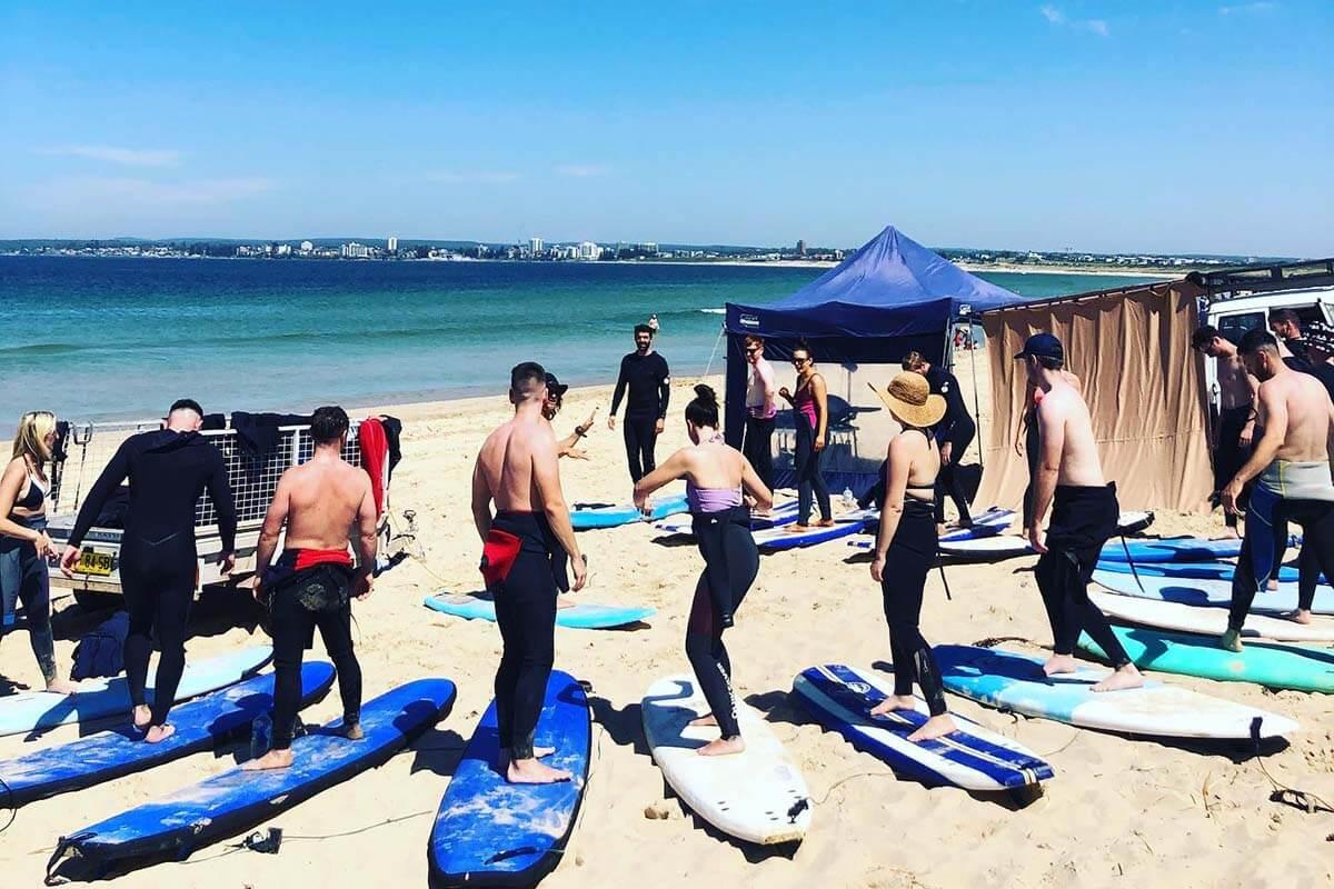 Surf Club Plain Marquee